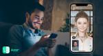 하이퍼커넥트가 글로벌 영상 메신저 아자르에 'AR 아바타' 기능을 도입했다