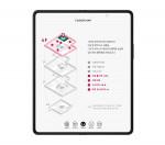 삼성전자가 구찌와 협업한 구찌 스토어 전용 디지털 애플리케이션 '가옥 스마트 가이드'를 공개했다