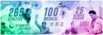 유사나헬스사이언스가 후원하는 국가대표 선수들이 2020 도쿄올림픽에서 총 100개 메달을 획득했다
