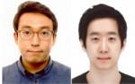 왼쪽부터 김상균 박사, 유민구 박사