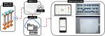 블루투스 통신을 이용한 서포터 하중 모니터링 시스템 개념도