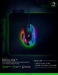 레이저(RAZER)가 섬세한 커스터마이징 기능을 갖춘 게이밍 마우스 'Razer Basilisk V3'를 출시했다