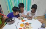 강동구청소년상담복지센터가 추진하는 비대면 찾아가는 상담 서비스에 아이들이 참여하고 있다