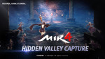 Wemade's MMORPG MIR4 has its first large-scale update including Hidden Valley Capture, a battle betw