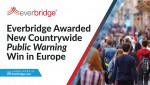 에버브리지, EU 최대 인구 국가에 전국민 경보 발송할 새로운 공공 경보 솔루션 발표