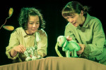 5월 관악어린이놀이터에서 진행한 어린이극 '끼리'의 공연 모습