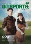 GS샵이 론칭하는 골프 전문 프로그램 'GO Sports' 포스터