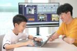 안랩이 16일 메타버스를 활용한 코딩 교육 행사를 개최했다