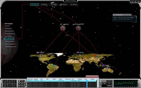 이글루시큐리티, '3차원 화면을 이용한 통합보안관리시스템' 기술 특허 획득