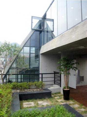 이비즈네트웍스 모노타워 2010년 강남구 아름다운 건축물로 선정
