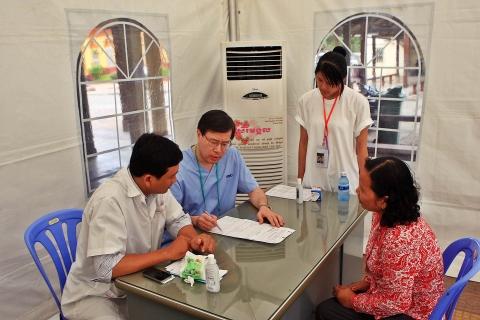 대한당뇨병학회, 캄보디아 당뇨병 치료와 자립 위한 첫 의료 봉사 성료