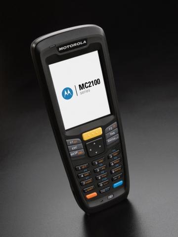 모토로라솔루션, 보급형 러그드 모바일 컴퓨터 솔루션 MC2100