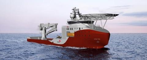 STX OSV 해저건설특수선