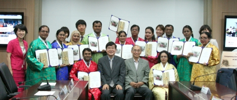 KOHI Successfully Concluded 'Competency Enhancement of Diagnosis And Treatment Of Autistic Spectrum ...