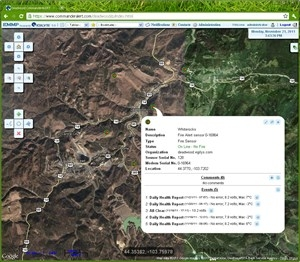 Situational awareness emergency management operating system for Unified Incident Command and Decisio...