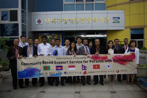 KOHI successfully concluded 'Community Based Support Service for Persons with Disabilities' Program ...