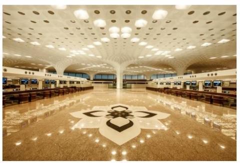GVKs new integrated Terminal 2 at Chhatrapati Shivaji International Airport in Mumbai was inaugurate...