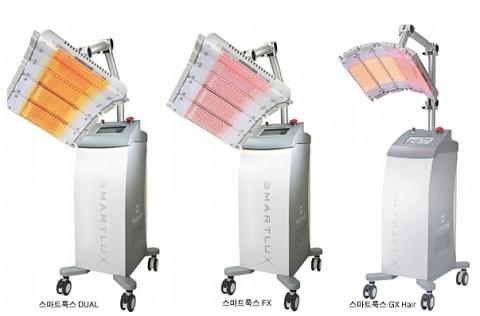 메드믹스는 KIMES에서 피부재생·구형구축 예방·탈모예방 스마트룩스 시리즈를 전시한다.