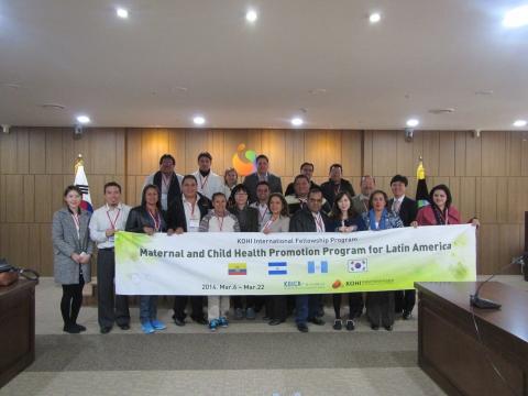 Korea Human Resource Development Institute for Health and Welfare, KOHI (President; Ryu Hoyoung) suc...