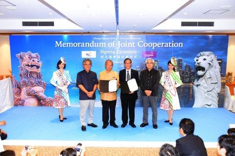 Okinawa Prefecture and Changi Airport partner to enhance travel capabilities.