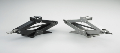 Tae Jung Technical MFG's JACK ASS'Y with new aluminum material