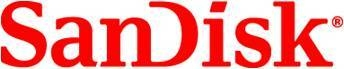 샌디스크(SanDisk) 로고