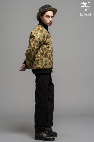 한국미즈노와 리타가 2014-15 FW 시즌 캡슐 컬렉션을 출시하고 전속모델 다니엘 스눅스의 화보를 공개했다.