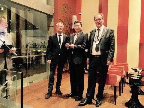 2014 UFI 콩그레스에서는 영예의 'UFI 마케팅 어워드'(UFI Marketing Award)를 차지한 '컴퓨텍스 타이베이'(COMPUTEX TAIPEI)에 조명이 집중됐다.