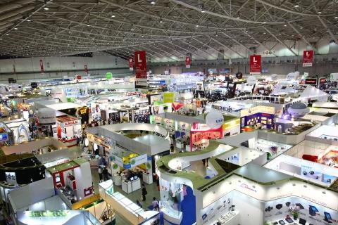 세계에서 두번째로 큰 ICT 무역 전시회 컴퓨텍스 타이페이 2015가 6월 2일~6일 개최 예정이다.