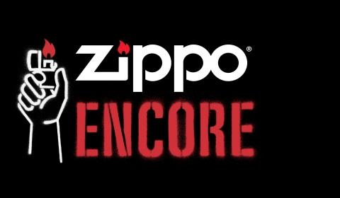 지포 앙코르(Zippo Encore) 로고