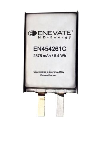 HD-에너지® 기술(HD-Energy® technology)에 기반을 둔 Enevate의 혁신적 실리콘 리튬 이온 배터리가 소님의 울트라 러기드 스마트폰에 탑재된다. 이번 업무 제...