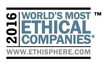 에티스피어 인스티튜트(The Ethisphere Institute)가 오늘 세계에서 가장 윤리적인 기업(the World's Most Ethical Companies®) 리스트 발...