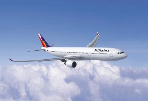 필리핀항공 A330-300 항공기