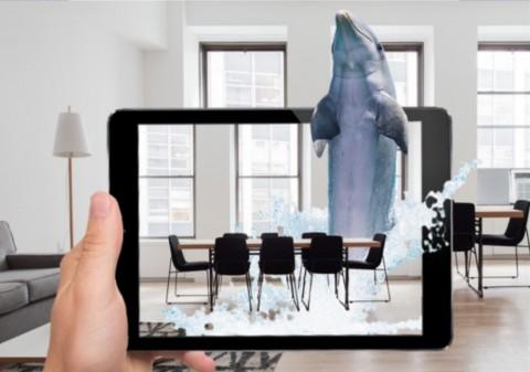 맥스트가 3차원용 증강현실 소프트웨어 개발 키트를 출시하였다