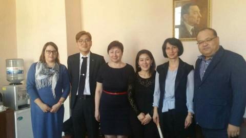 티앤비엔터테인먼트가 문화예술강국 러시아의 5대 음악원 중 하나인 라흐마니노프 국립음악원과 3월 6일 MOU를 체결했다