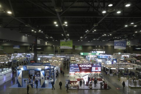 Korea's Representative Tradeshow on Safety and Security 'K-SAFETY EXPO' Opens for the Third...