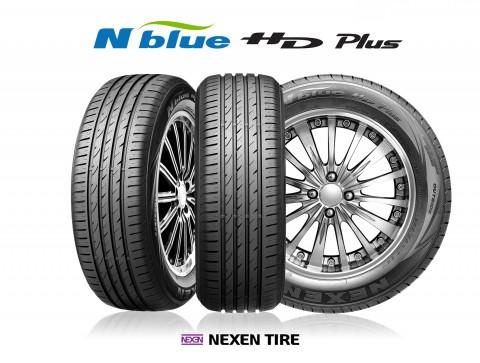 넥센타이어가 글로벌 완성차 업체인 스코다와 세아트 차량에 신차용 타이어로 엔블루 HD Plus를 공급한다