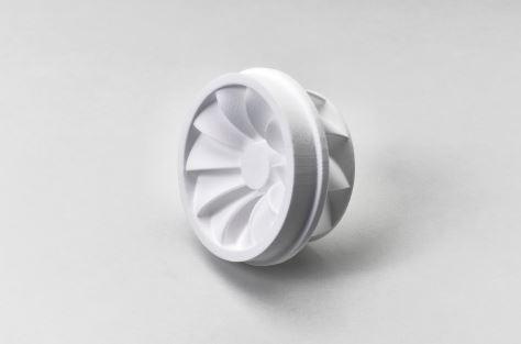 PPC²를 이용해 3D 프린팅 한 임펠러