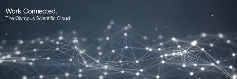 올림푸스 사이언티픽 클라우드가 작업 효율 크게 높여준다
