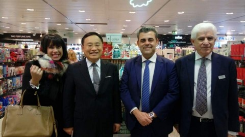 아미코스메틱의 메디컬 더마코스메틱 브랜드 씨엘포가 스페인 최대 백화점 체인 엘 꼬르떼 잉글레스에 전격 입점한다