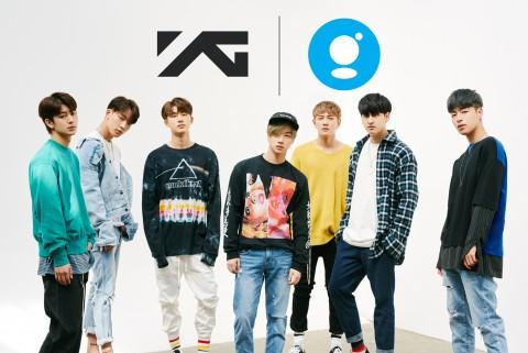닐슨 그레이스노트가 YG PLUS와 함께 K-POP 뮤직 데이터를 전 세계에 서비스한다. 사진은 YG그룹 iKON
