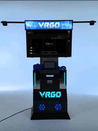 나인솔루션 전용 VR오락기