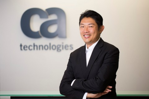 진 응(Gene Ng) CA 테크놀로지스 아태 및 일본 지역 보안 담당 부사장