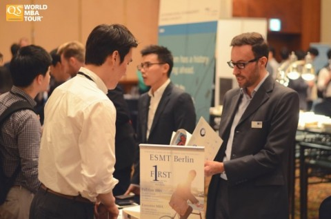 QS가 QS 세계 MBA 박람회(World MBA Tour)를 개최한다