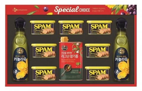 CJ제일제당 2018년 추석 선물세트 특별한 선택 N호