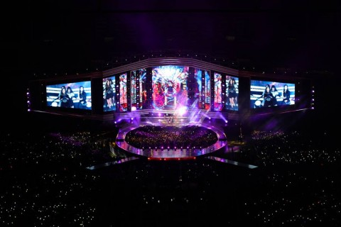 2018 Busan One Asia Festival (BOF 2018) started a nine-day run with a spectacular opening performanc...