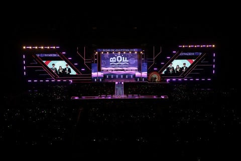 The 2018 Busan One Asia Festival (BOF 2018) ended with the closing concert on Oct. 28. The BOF 2018 ...