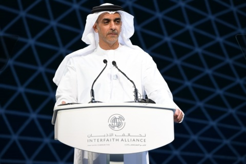 셰이크 사이프 빈 자예드 알 나얀 중장, 부총리 겸 내무장관