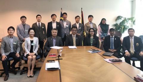 KT는 말레이시아 사라왁 주정부와 스마트 스타디움 구축을 위한 설계 계약을 체결했다