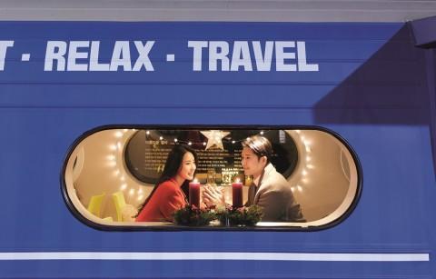 기차 타고 떠나는 크리스마스 여행 석항 크리스마스 축제
